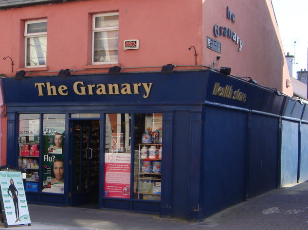 The Granary Health Store Mallow